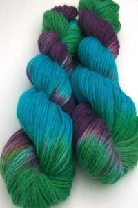 How to Hand Paint Yarn, Fiberartsy.com