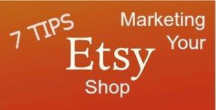 7 Marketing Tips for Etsy Sellers, Fiberartsy.com