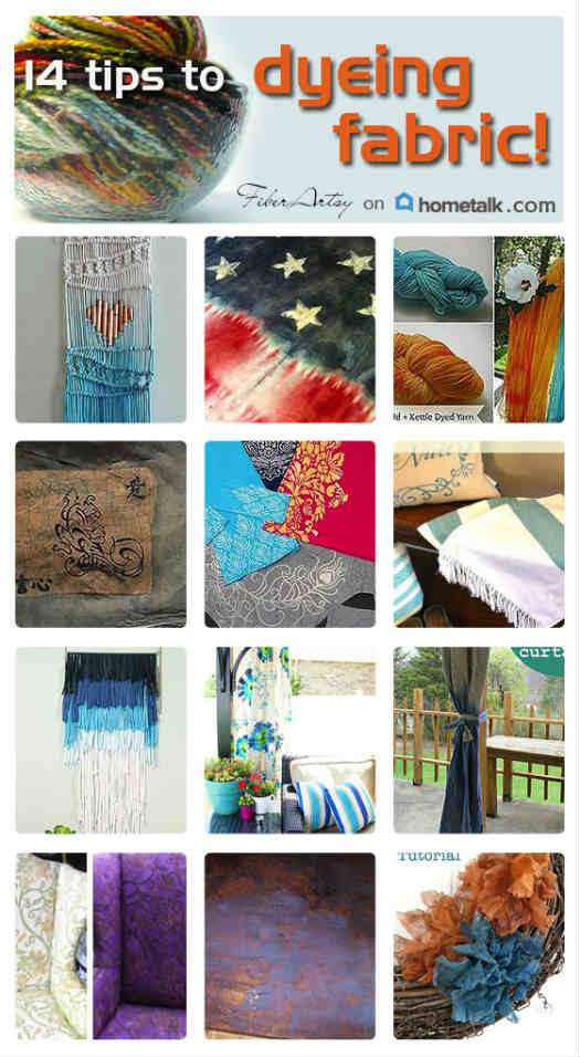 Dyeing Tips & Tricks, Fiberartsy.com