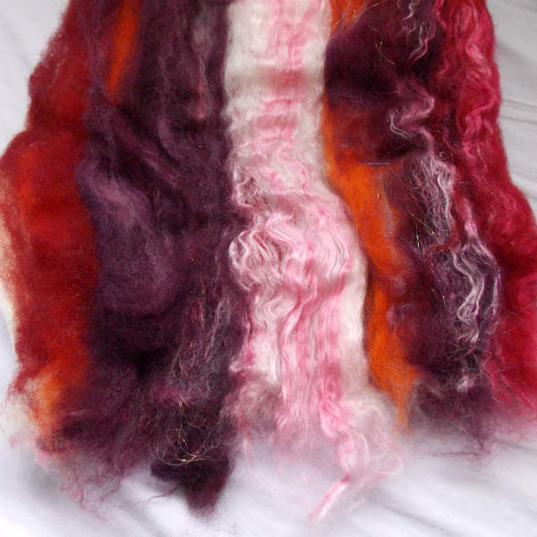 Wet Felting: Add Color & Texture the easy way, Fiberartsy.com