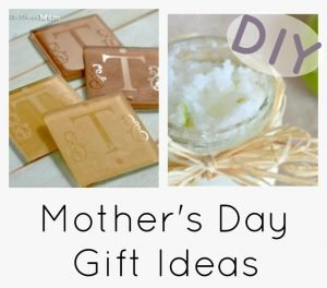 DIY Mother's Day Gift Ideas, Fiberartsy