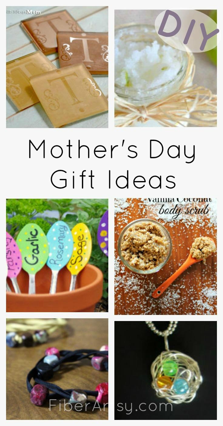 DIY Mother's Day Gift Ideas, Fiberartsy.com