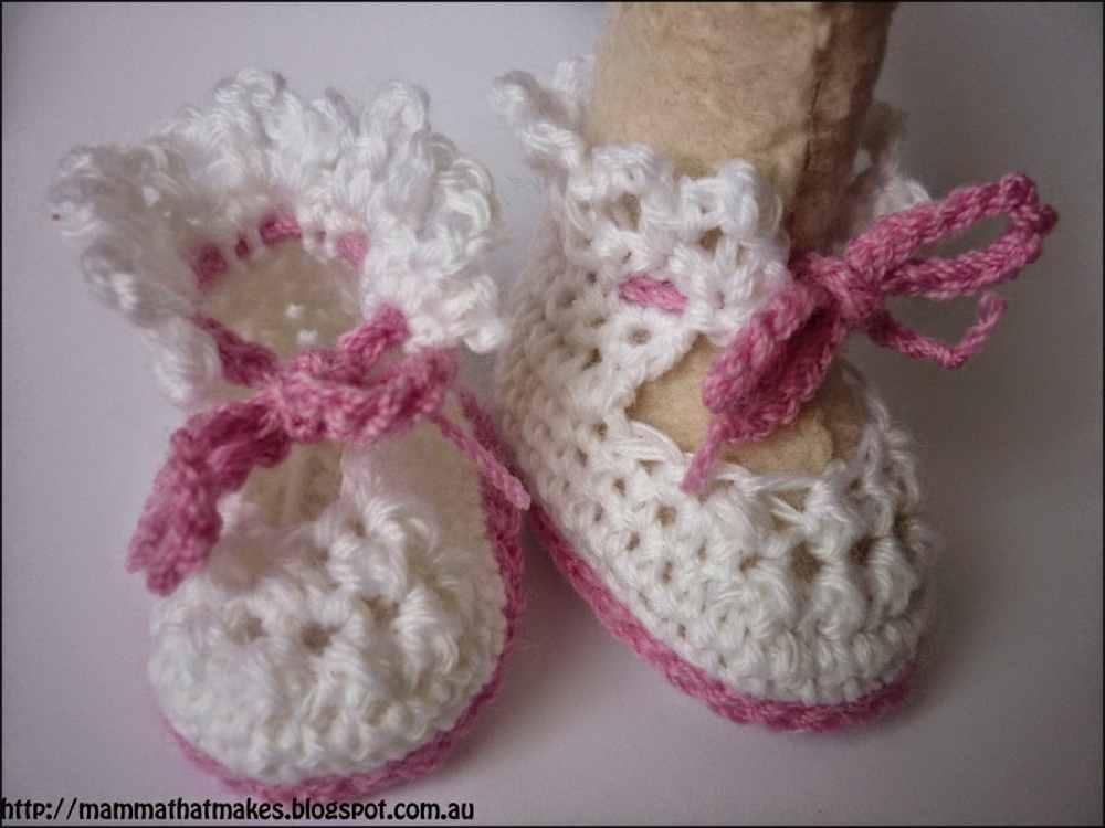 Crochet pattern for preemie babies