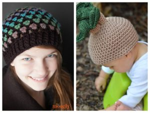 Free Crochet Hat Patterns and Free Knitting Hat Patterns