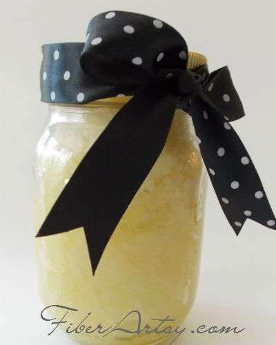 Homemade Lemon Sugar Hand Scrub Recipe