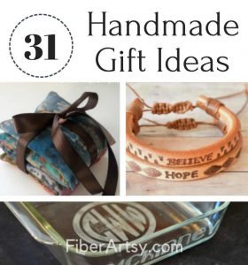 31 DIY Gift Ideas for Christmas or Birthdays feat