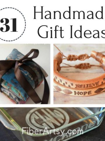 31 DIY Gift Ideas for Christmas or Birthdays feat