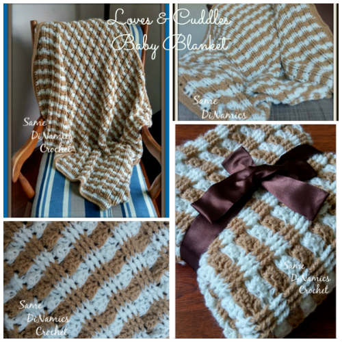 Free Baby Blanket Pattern for Crochet