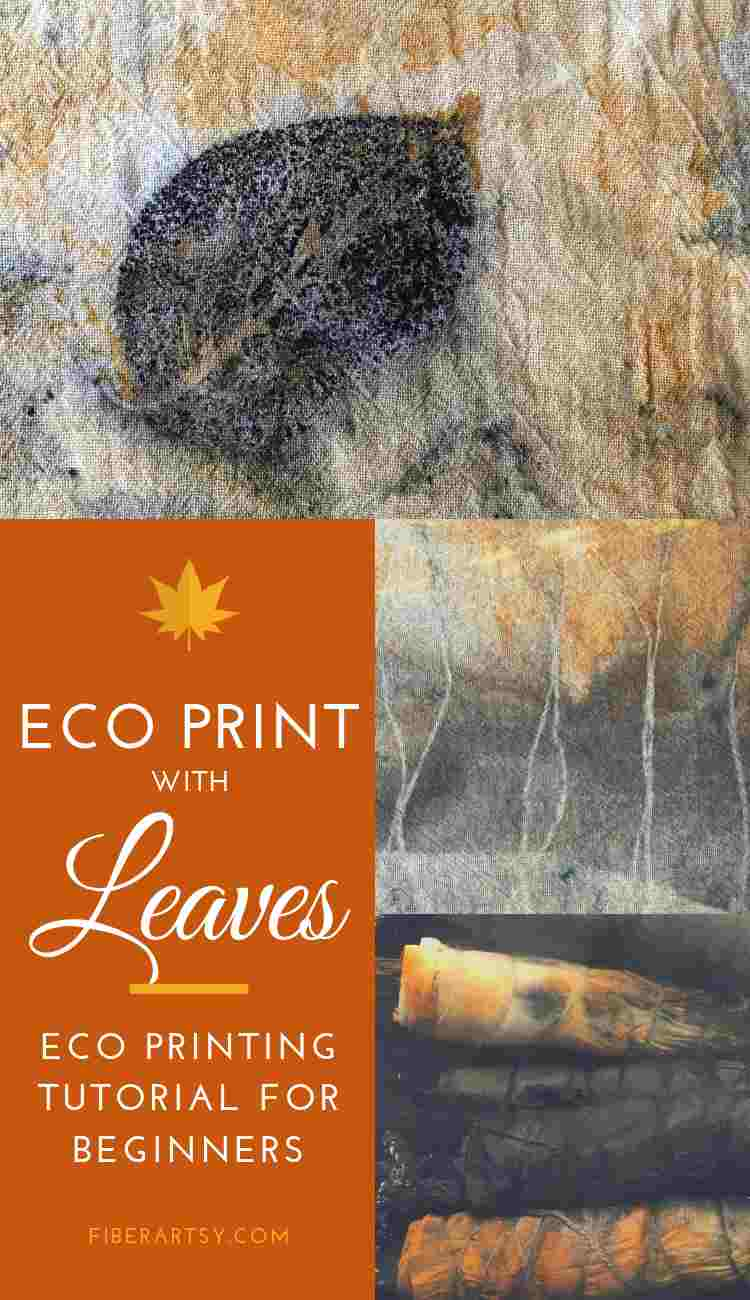 Eco Printing for Beginners