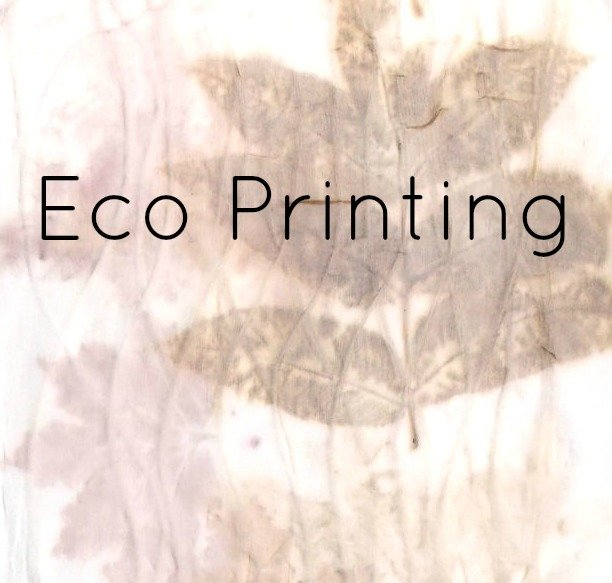 Eco Printing on Silk Chiffon, a FiberArtsy.com Tutorial