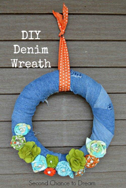 Recycled Denim Craft Jean Projects, a FiberArtsy.com tutorial