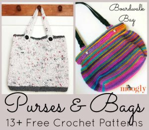 Free Crochet Patterns for Purses and Bags