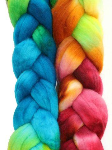 How to Kettle Dye Yarn and Fiber, a FiberArtsy.com tutorial