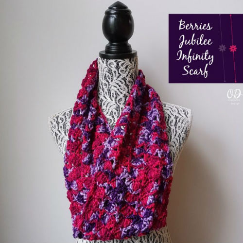 Free scarf pattern for crochet