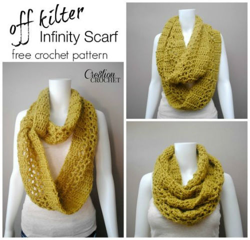 Free Infinity Scarf