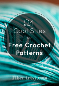 Sites for Free Crochet Patterns=
