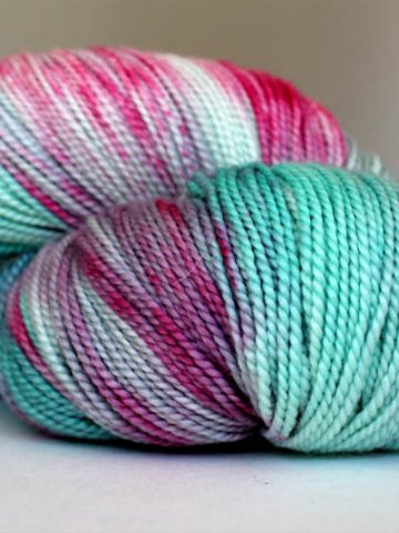 How to Dye Yarn with a Slow Cooker fb
