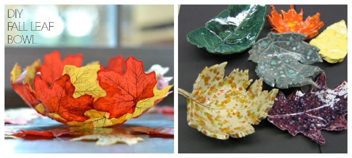DIY Table Decorations for Fall and Thanksgiving