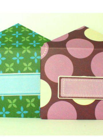 How to make Homemade DIY Envelopes