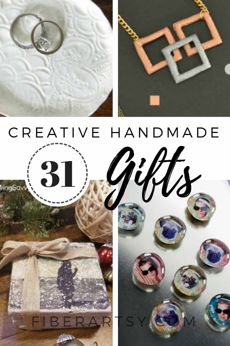 31 Creative Cool Diy Gift Ideas For Homemade Birthdays Or