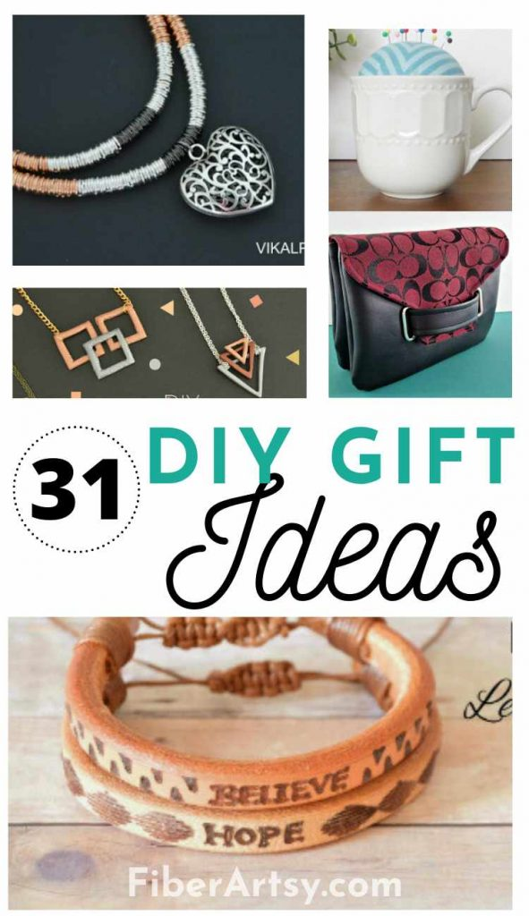 DIY and Handmade Gifts Ideas for Christmas