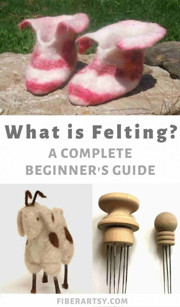 All about Wool Felting
