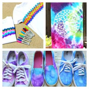 23 Tie Dye Ideas and Projects