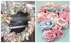 17 Fabric Scraps Projects