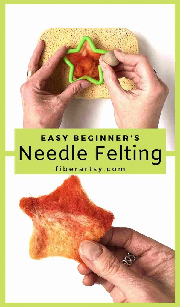 How to Needle Felt for Beginners