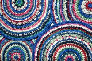 Mandala Crochet Placemat