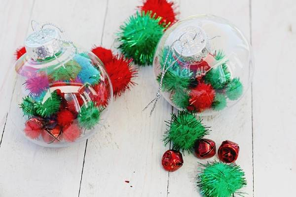 Jingle Bell Ball Ornaments