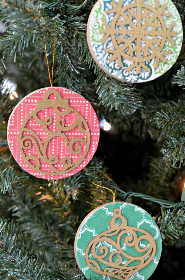 3D Tree Ornaments