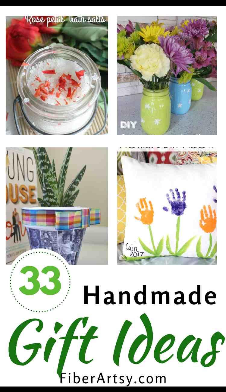 33 Unique DIY Gift Ideas