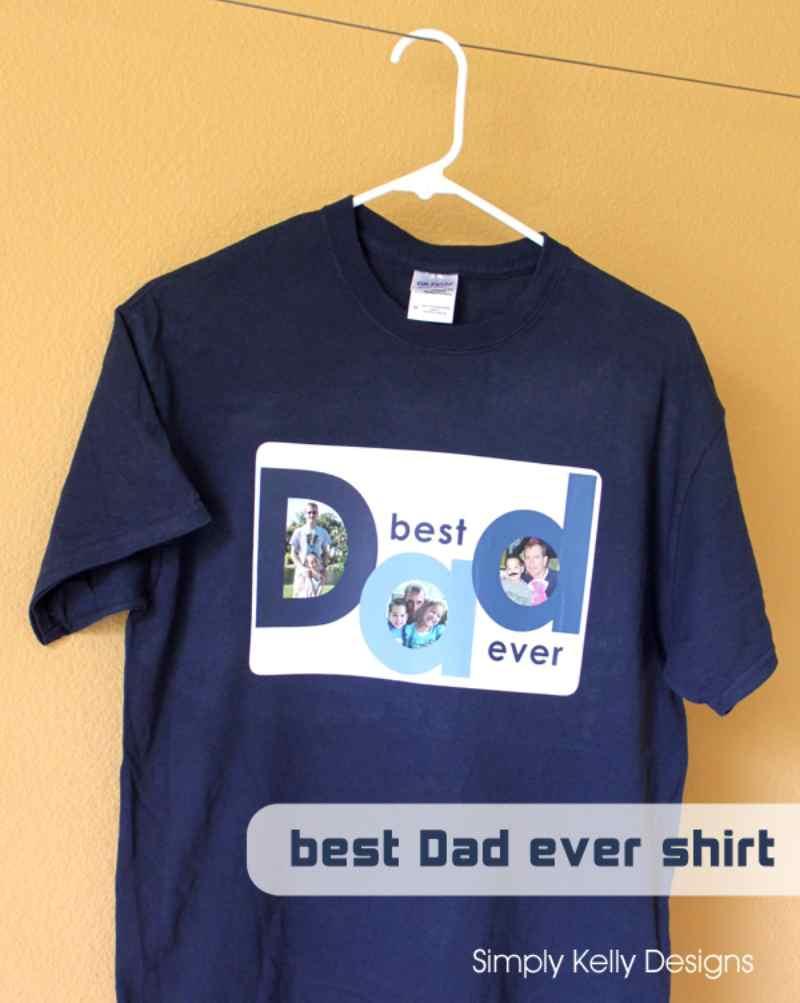 Best Dad T Shirt Idea