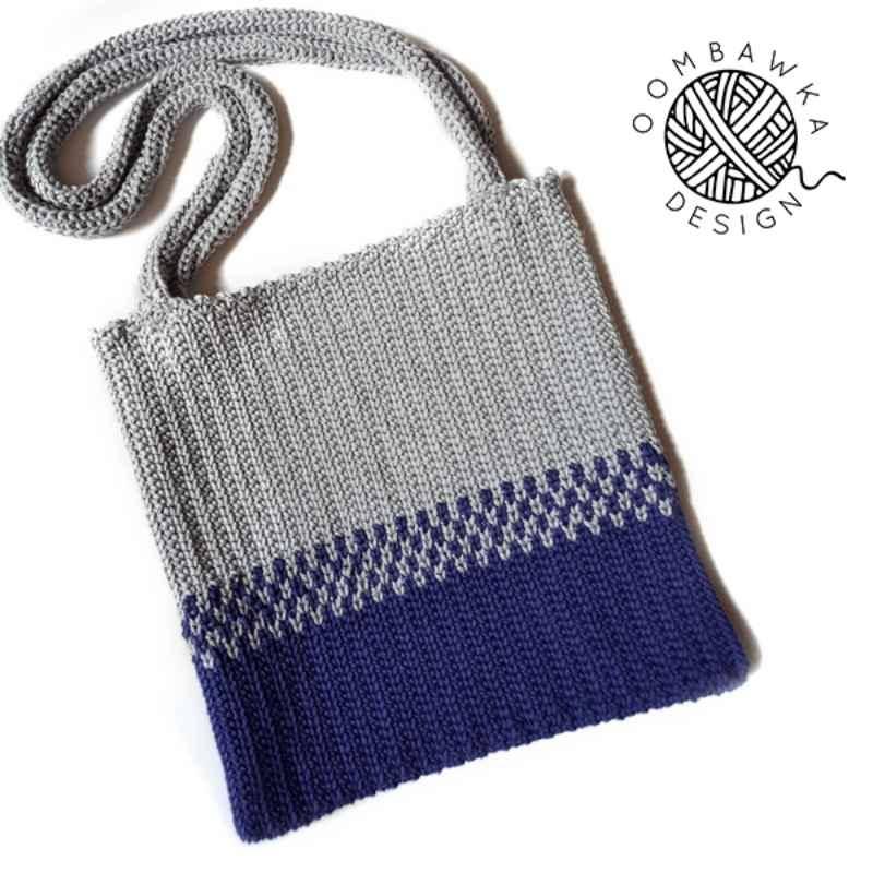 Crochet Tote Bag Pattern