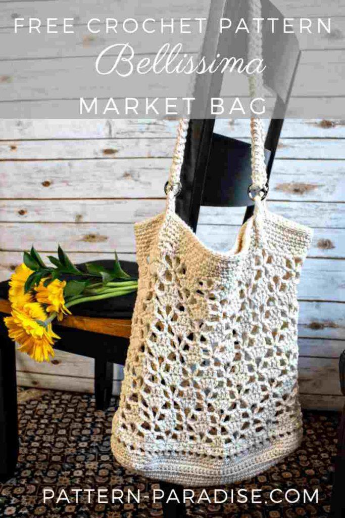 Bellissima Market Bag Pattern