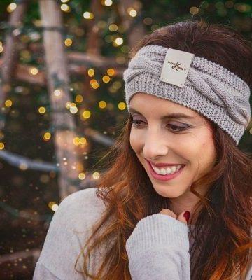 Free Knitting Pattern - Furls Ear Warmer