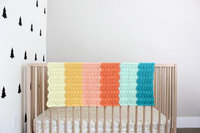 Gender Neutral Baby Crochet Pattern