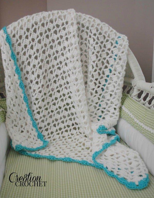 Baby Blanket Pattern Orazio