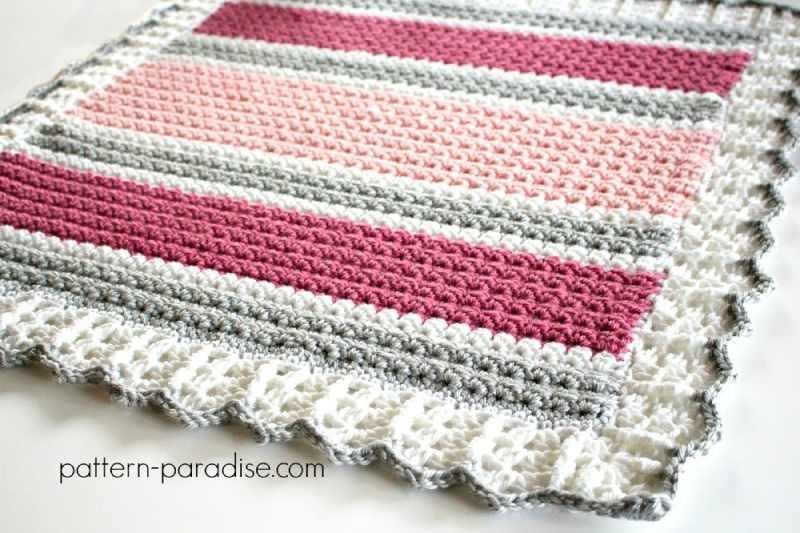 Essential Baby Blanket