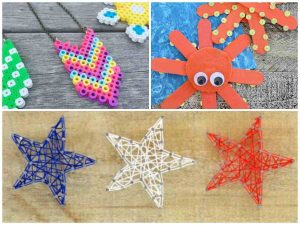 DIY Craft Ideas and Projects for Kids at Home