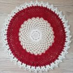 Ruby Doily Crochet Pattern