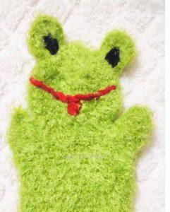 Hand Puppet Free Crochet Pattern